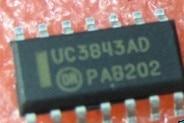 100% original novo PWM UC3843AD UC3843BD SOP14