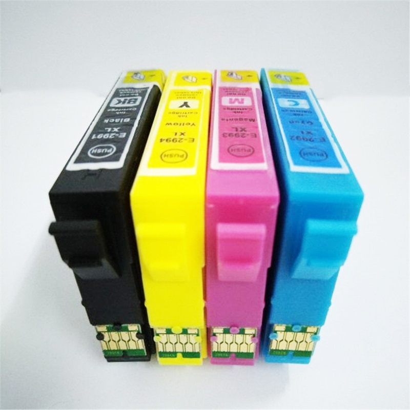 Vilaxh 36 36XL T3691 совместимый чернильный картридж T3691 T3692 T3693 T3694 для Epson XP-235a XP-332a струйный принтер