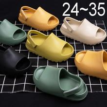 Brand EVA Slides Girls Boys Slippers Sandal Sandalias Shoes For Kids Designer Baby Toddler Girl Shoe