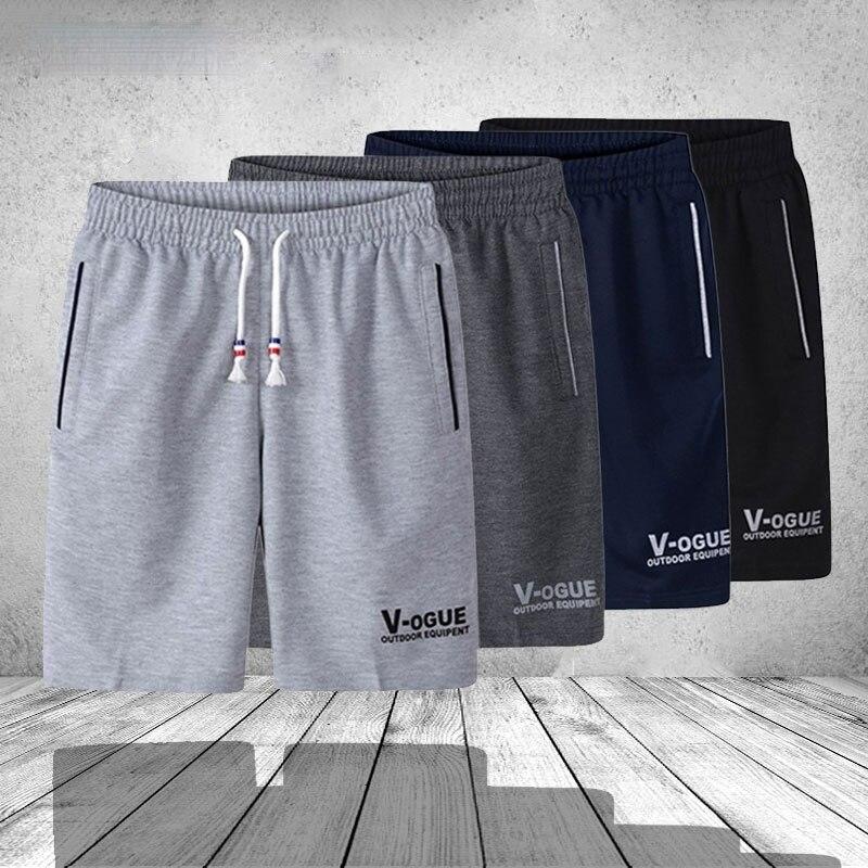 Летние шорты, мужские Модные брендовые бордшорты, дышащие мужские повседневные шорты, удобные мужские шорты для фитнеса и бодибилдинга