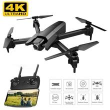 Drone 4K avec caméra HD vidéo en direct RC hélicoptère pliable Drones FPV Quadrocopter Drone X Pro Dron VS Dron E58 E520S jouets