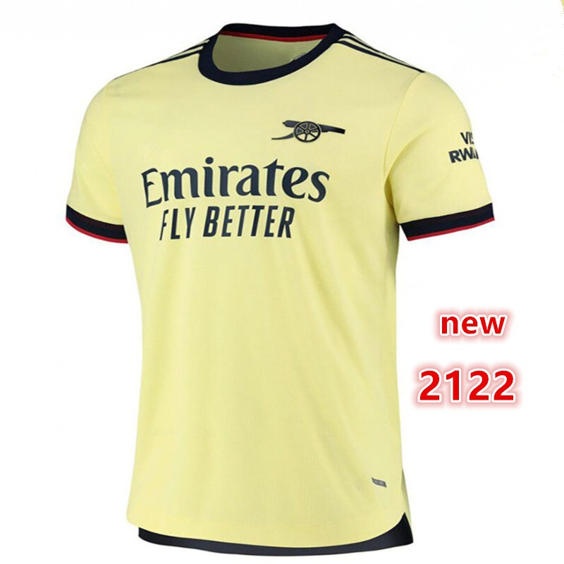 adults shirt SAKS LACAZETTE PEPE Odegaard Third Home away new men 2022 shirt XHAKA AUBAMEYANG BELLERIN new 21 22 ArsenalES shirt