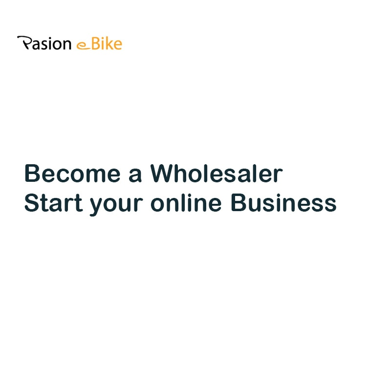 Passion eBike Distrubutors : If You Want to Start Online Business ,Contact us.
