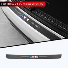 Car trunk Car sticker For BMW X1 X3 X4 X5 X6 G01 F15 F16 F49 F86 F85 G05 G08 F48 F25 F26 E84 E83 E71