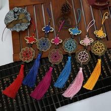 Китайское ремесло, Узелок, кисточка, кулон, ремесла, народное украшение дома, гостиная, подвеска, кисточки, китайские узлы