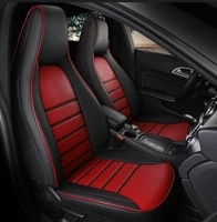custom car seat cover leather 7 seats for auto telsa model x toyota sienna le xleautomobile accessories car styling auto covers