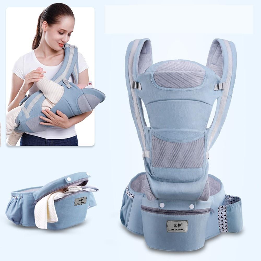 Эргономичная переноска для новорожденных, переноска «Три в одном», кенгуру, Всесезонная рюкзаки кенгуру evenflo переноска active