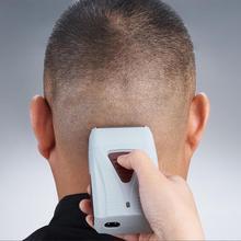 2021 Finishing Electric Shaver for Men USB Cordless Rechargeable Beard Electric Razor Foil Facial Sh