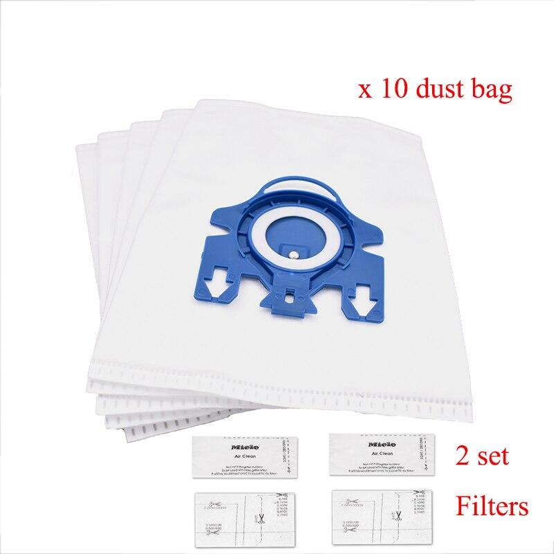 For Miele 3D GN S2000 S5000 S5211 S5212 S5981 S8000 Complete C2 C3 Classic C1 S2 S5 S8 vacuum cleaner Accessories Filter cotton
