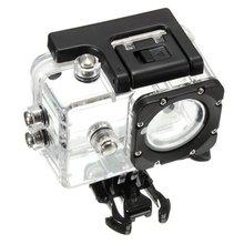 Waterproof Case Underwater Housing Shell for SJCAM SJ4000 SJ 4000 Sport Cam For SJCAM Action Camera Accessories