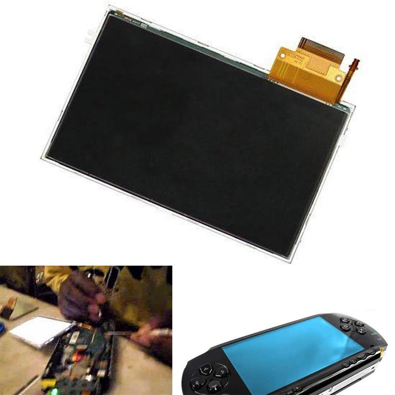 Cewaal completa pantalla LCD luz reparación parte Panel de la pantalla de las pantallas para SONY PSP 2000 2001 Slim