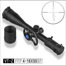 Découverte optique rifie scope VT-Z 4-16X50 SF premier zoom de mise au point rentable FFP tactique différenciation chasse vue