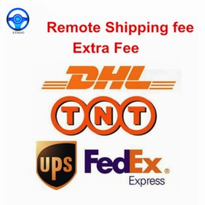 Cost just for the balance of your order/Extra Fee/ remote area fee/ shipping cost for getting new tracking number