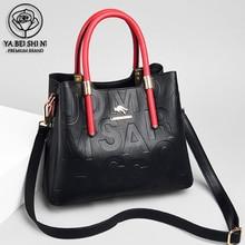 2021 Luxury Handbags Women Bags Designer Fashion Large Capacity Tote Bag Ladies Quality Leather Lett