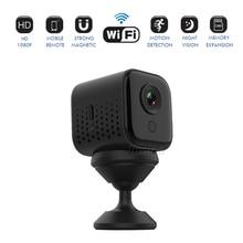 Full HD 1080P Mini WiFi IP Camera Night Vision Security Camaras Espia Oculta Home Safety Monitor Video Cam Micro DVR Camcorders
