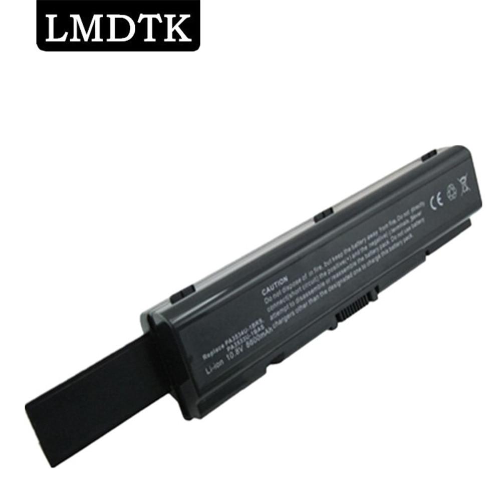 LMDTK New 9cells laptop battery FOR TOSHIBA Satellite M200 A200 A300 A500 L200 L300L400 Series PA3533U-1BRS free shipping