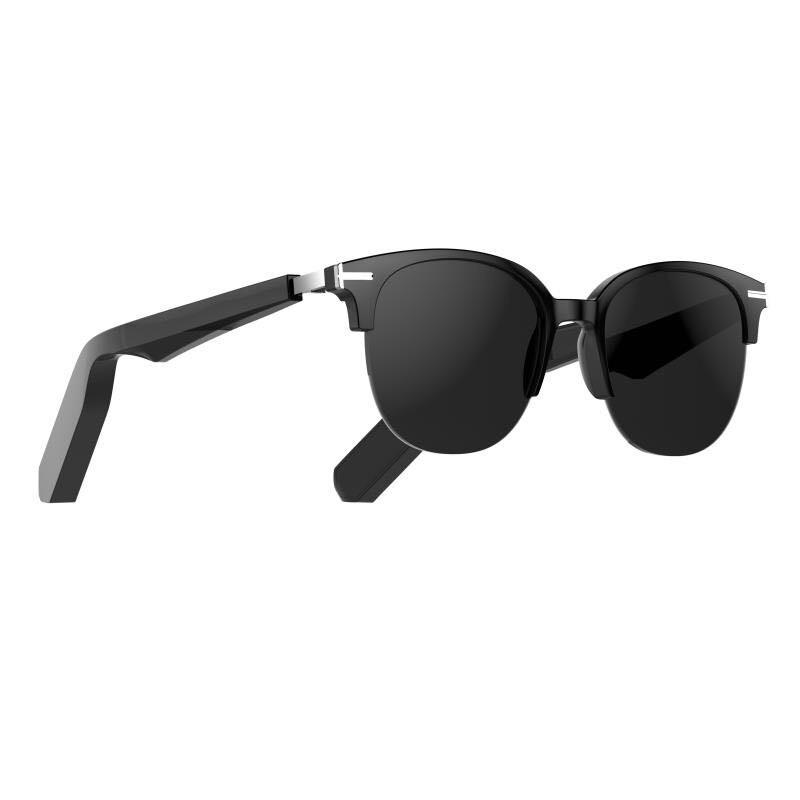 TOPSKY Bone Conduction Headphones Smart Glasses Replaceable prescription lenses Bluetooth Earphone Stereo Music Sunglasses