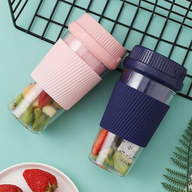 Portable Blender USB Electric Blender Juicer Automatic Juicer Fruit Mini Juice Cup Fitness Juice Cup