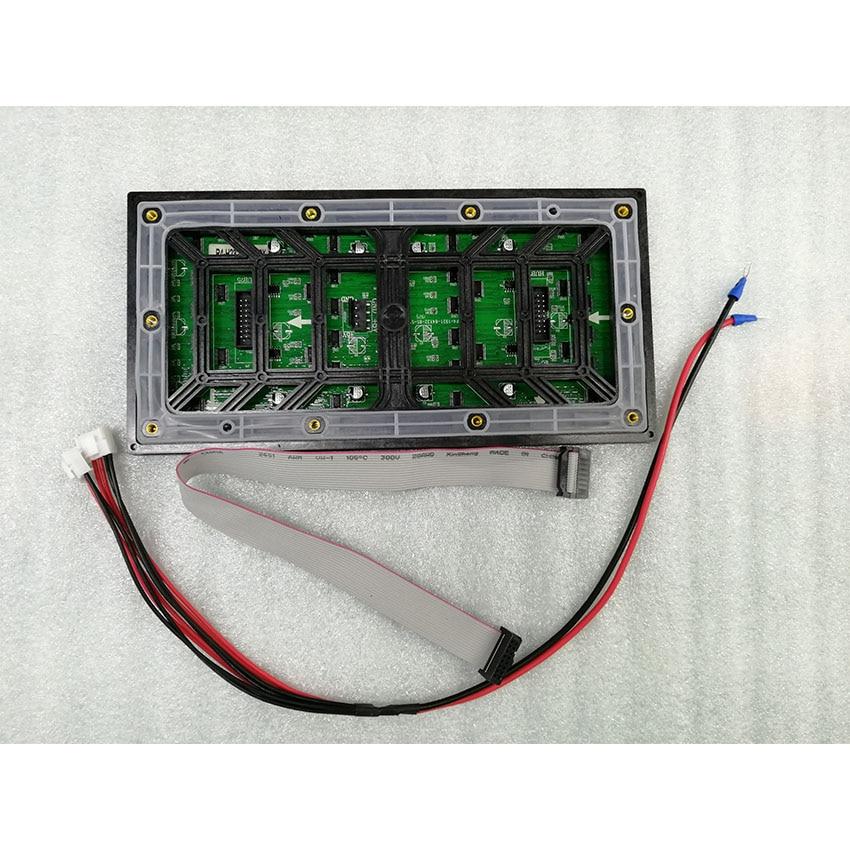 256*128 milímetros P4mm matriz levou sinal Ao Ar Livre Indoor cor fulll LEVOU módulo rgb smd conduziu a exposição de táxi levou carro display led tela de parede