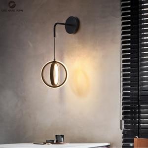 Bedside Light 15w Modern Led Wall Light 110V 220V Creative Sconce Wall Lamp for Bedroom Living room Dining room Wall Led Lamp