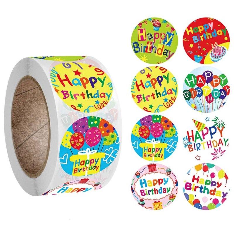pegatinas-redondas-para-feliz-cumpleanos-8-estilos-500-uds-rollo-paquete-para-regalos-de-fiestas-sello-etiquetas-para-decoracion-de-tarjetas-scrapbooking