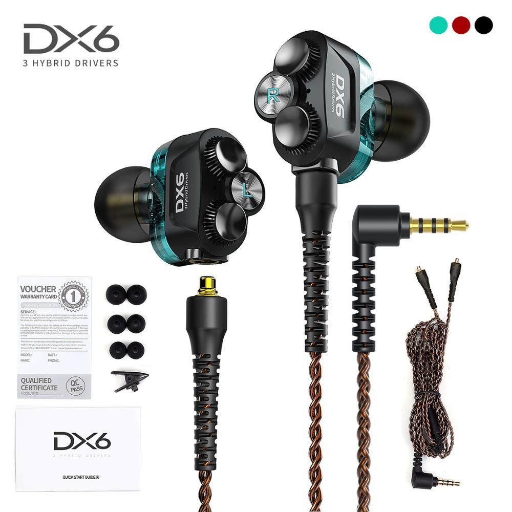 Plextone 3,5mm en la oreja auricular con cable independiente para mmcx bluetooth cable HiFi DJ deportes auriculares equilibrados jugador fone de ouvido