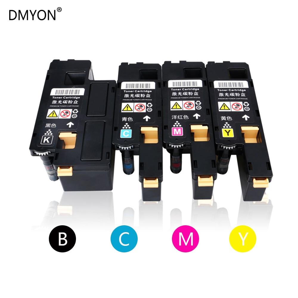 DMYON cartucho de Toner compatible para Fuji Xerox CP105 CP105B CP205 CP205B CM205B CM205f CM205fW CM215B CM215F CM215FW CP215W