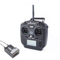 Radiomaster TX12 2.4G 16CH OpenTX Compatible Digital Proportional RC Radio Mini Transmitter CC2500 Multi-Protocol S-FHSS D8 D16