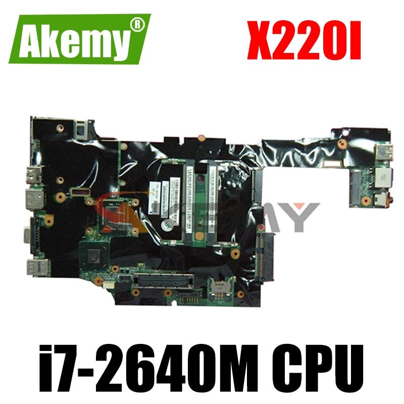 ثينك باد هو suitableFRUPlni7-2640MNVwAMT wTPM ل X220I-TABLET motherboard.04W0668 04W3380 04W0669 04W3381