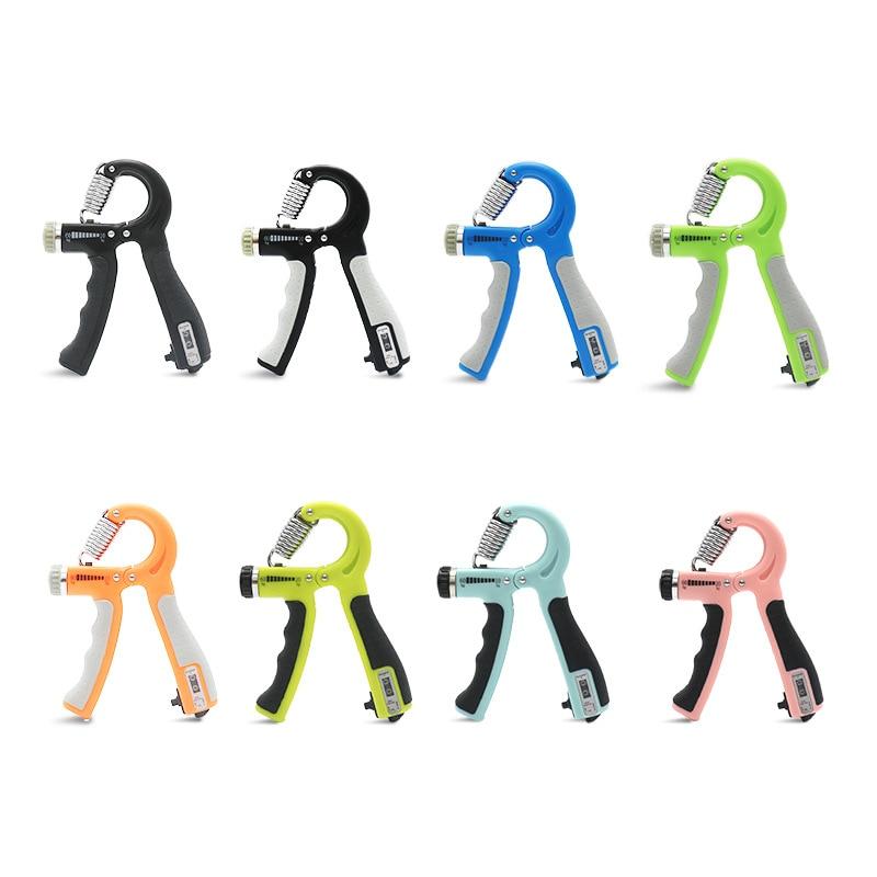 1 шт. X регулируемые R-образные счетные ручки для рук, усилитель упражнений, захват, пружинный захват для пальцев