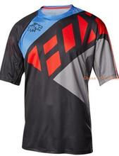 Новинка 2020 года! Велосипедная майка Майо Фокс Mtb, рубашка с коротким рукавом для велоспорта, быстросохнущая одежда для мужчин, велосипедная одежда