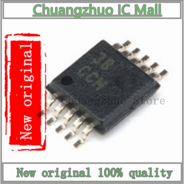 10 Pçs/lote XTR111AIDGQR MSOP-10 XTR111AIDGQRG4 MSOP10 XTR111AIDGQ MSOP CCM XTR111 SMD Chip IC Novo e original