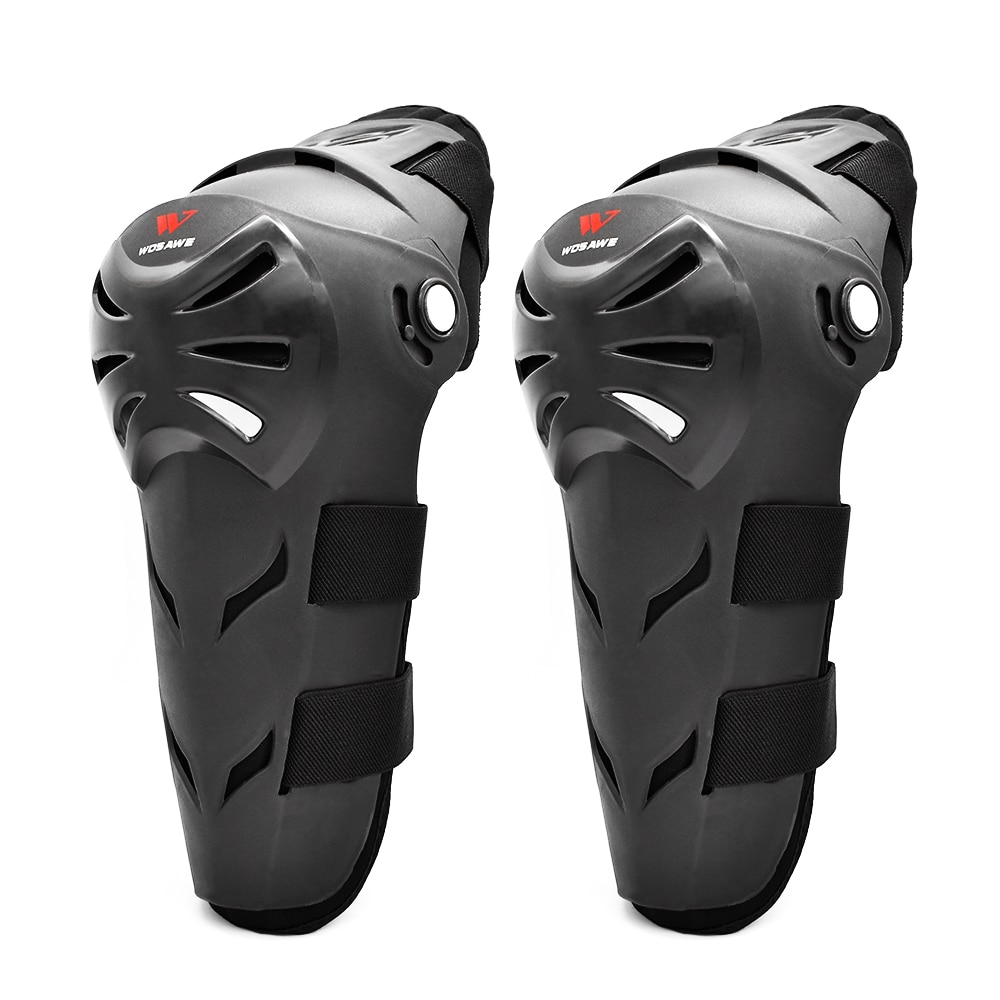 WOSAWE Adult Motorcycle knee pads Elbow Pads Moto Racing Protection Equipment Riding Guard Motocross Motorcycle Knee pads enlarge