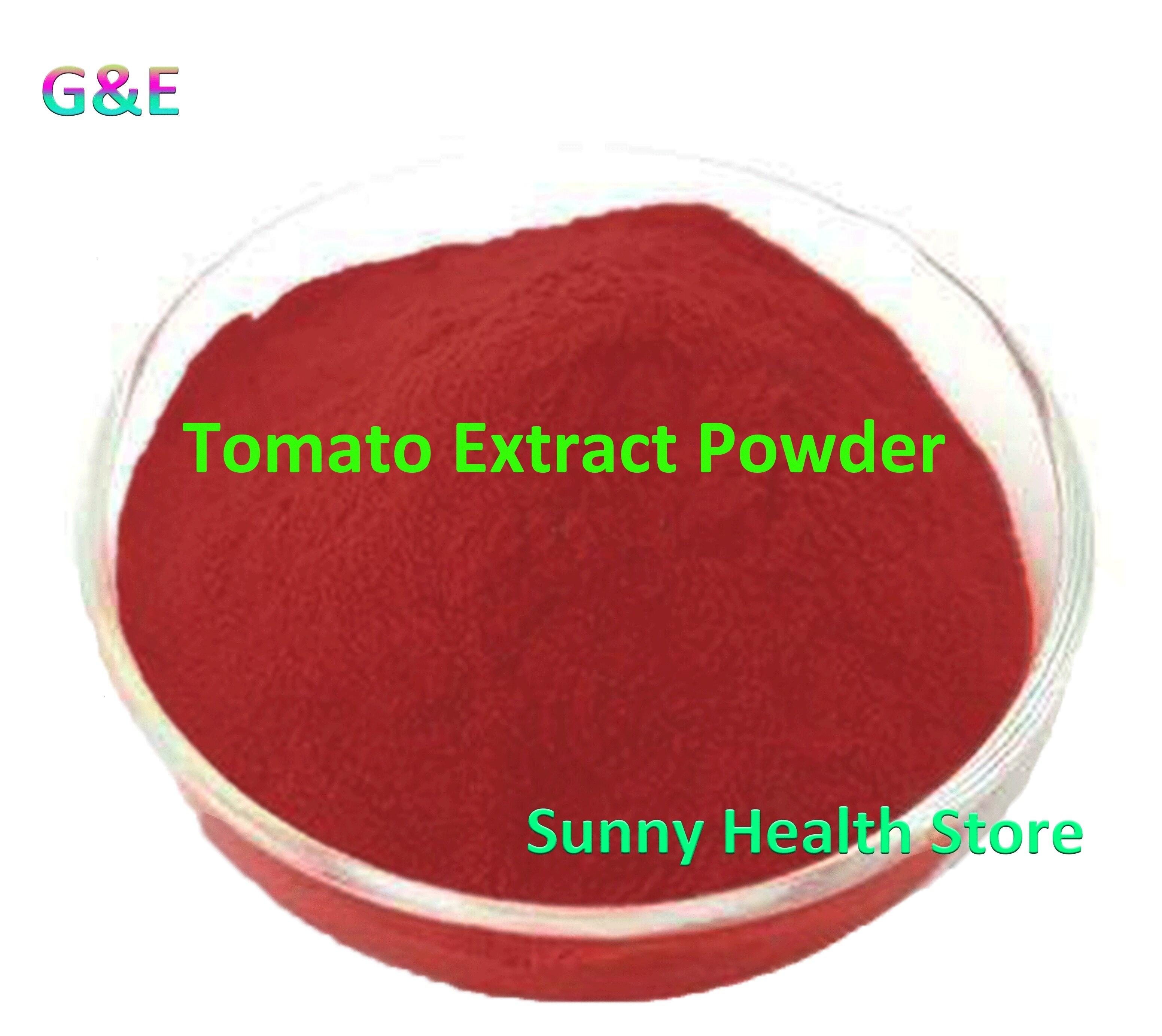 Extrato de tomate em pó & pó de licopeno frete grátis, xi hong shi em pó