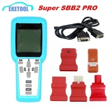 SBB2 programmeur principal SBB3 PRO3 Scanner portable fonction puissante que lancien SBB/CK100 prend en charge les voitures multi-marques SBB2 Super