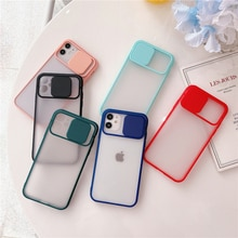 Camera Lens Protect Phone Case For iPhone 12 11 Pro Max 12 Mini X XS XR Xs Max 6 6s 7 8 Plus Mate Cl