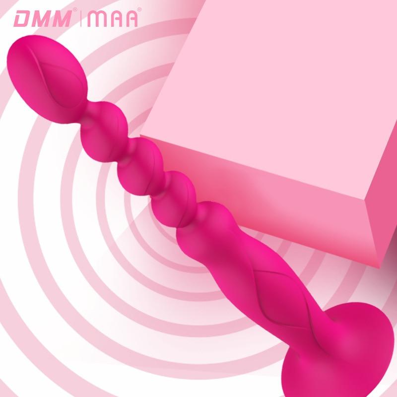 Feminino vibrador puxar talão anal plug durável portátil estimulação do sexo brinquedos all-shipping