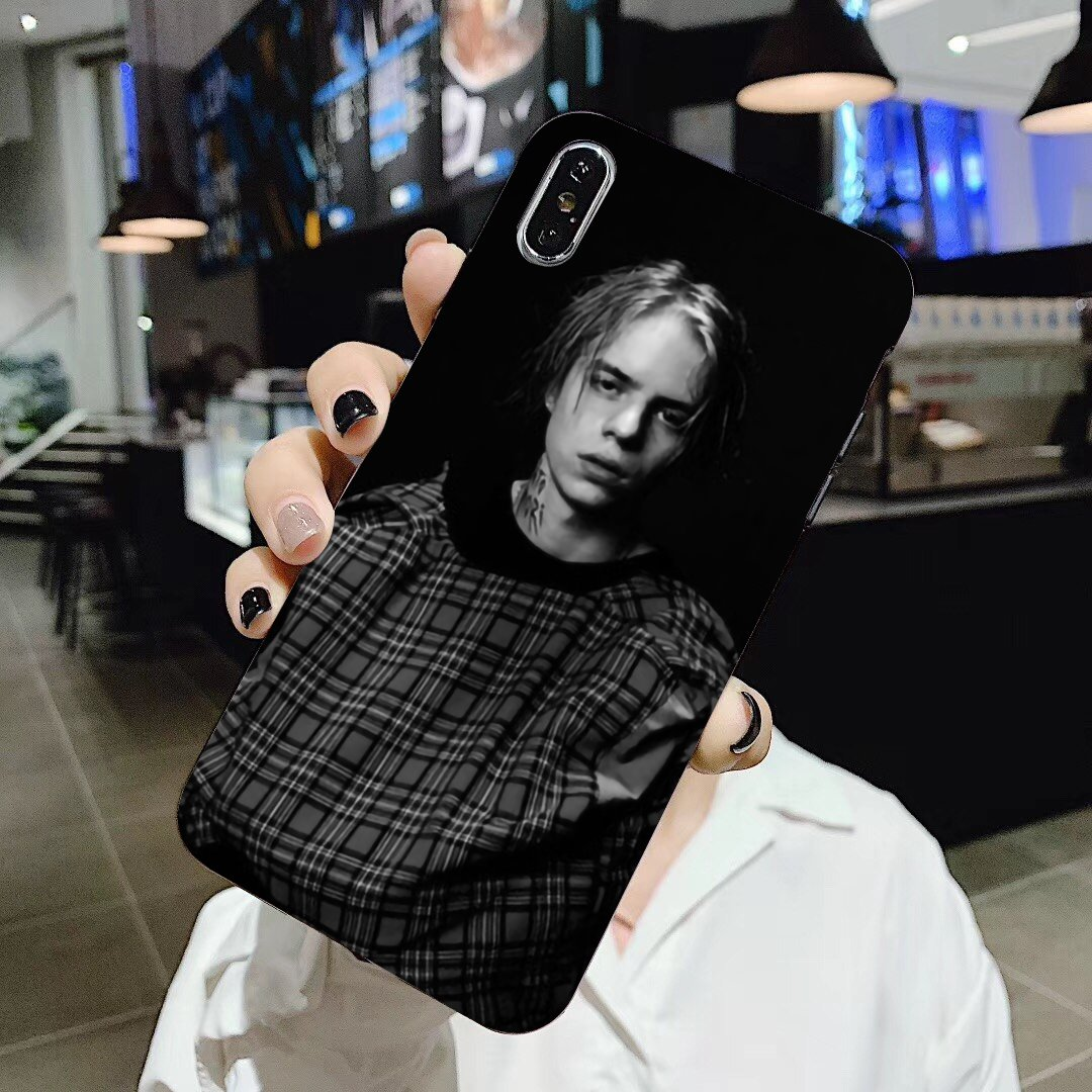 Russia Rapper Pharaoh For Xiaomi Mi A1 A2 A3 5X 6X 8 9 9t Lite SE Pro Mi Max Mix 1 2 3 2S Free Silicone Phone Case