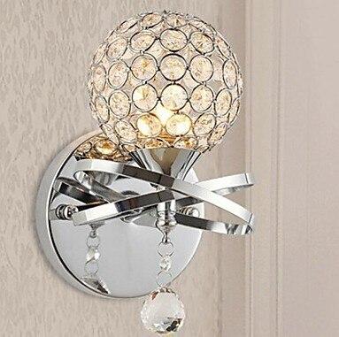 Nordice luminaria lámpara de pared led dormitorio pasillo Sala mono lámpara de pared para el hogar