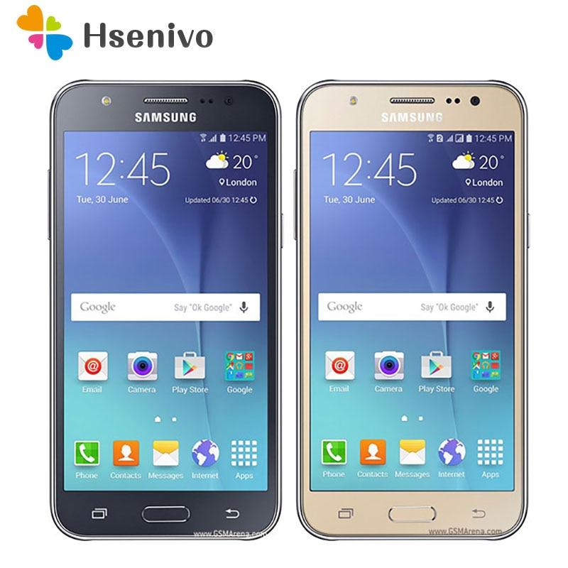 Samsung-teléfono móvil renovado J5 J500F J500H, 8GB de ROM, 1,5 GB de...