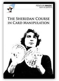 Die Sheridan Kurs in Karte Manipulation-zaubertricks