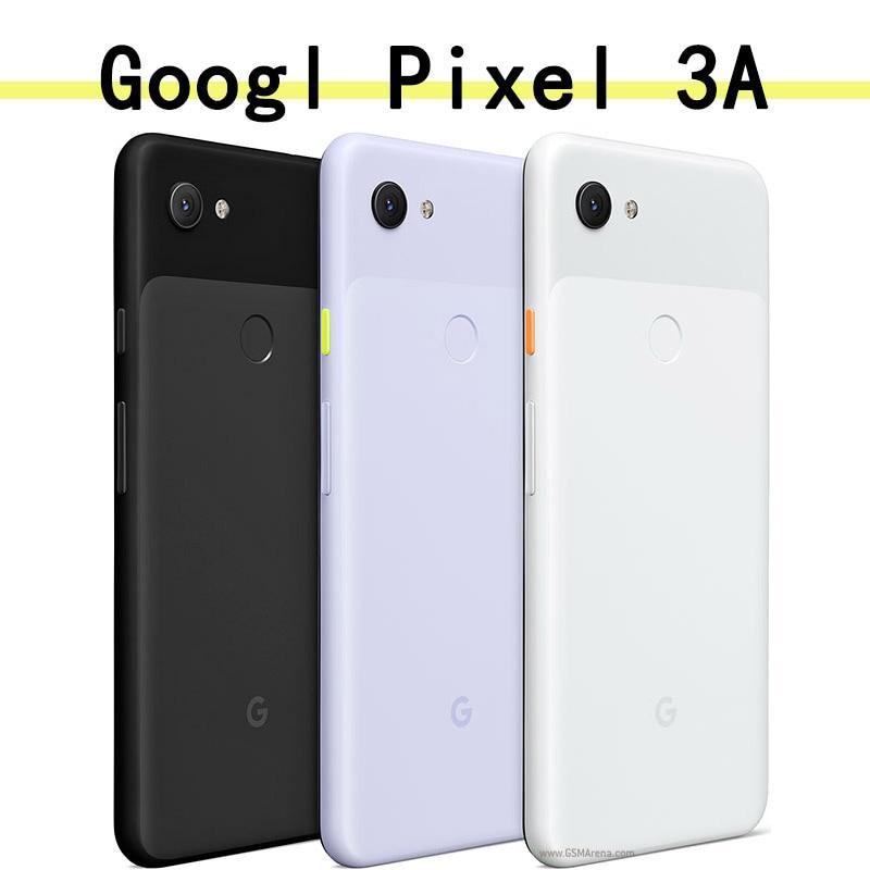 Google Pixel 3A smartphone 5.6 Inches  4GB RAM 64GB ROM 12MP Camera Snapdragon 670