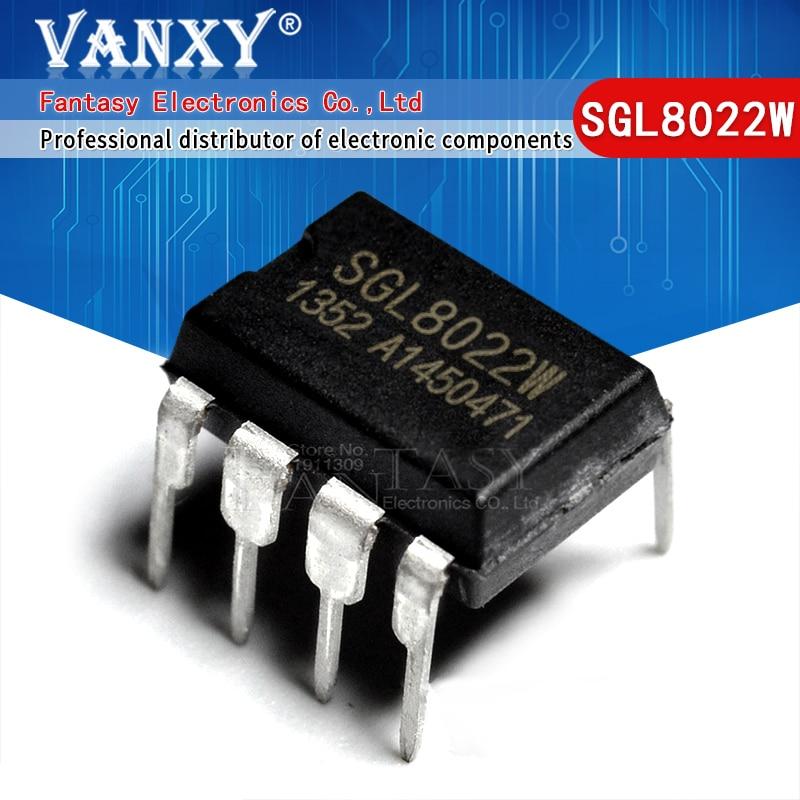 5psc SGL8022W DIP-8 SGL8022S DIP SGL8022K DIP8 LED, Chip táctil de atenuación