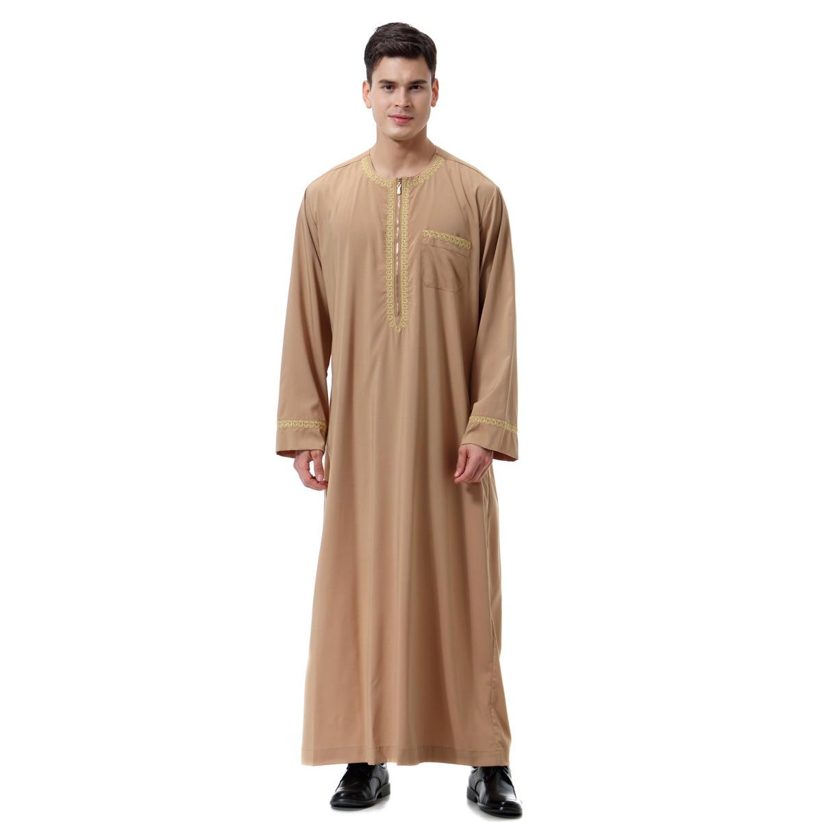 Ropa hombre alcance Ayaba de Arabia Saudita... Abaya para hombre... Djellaba de...