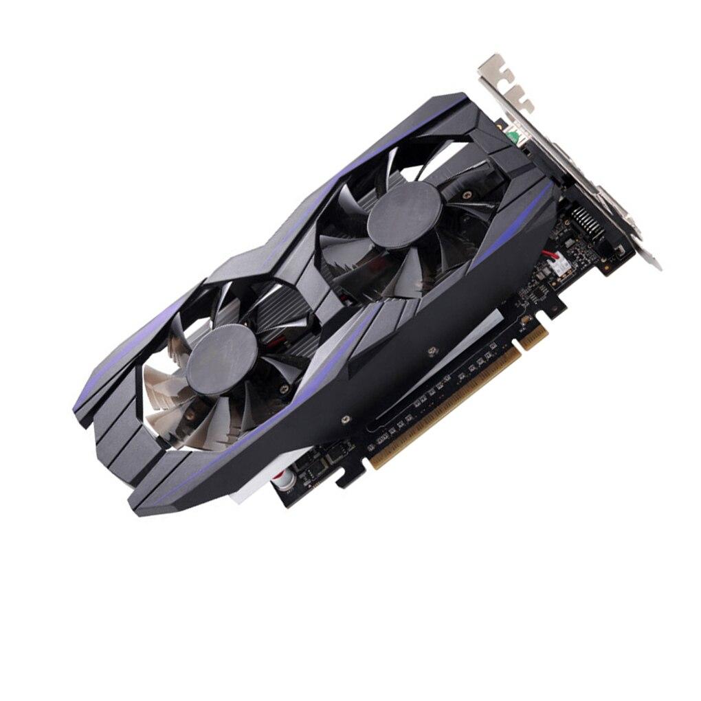 Professional GTX1050TI 4GB DDR5 Graphics Card Green 128Bit HDMI DVI VGA GPU Game Video Card For NVIDIA PC