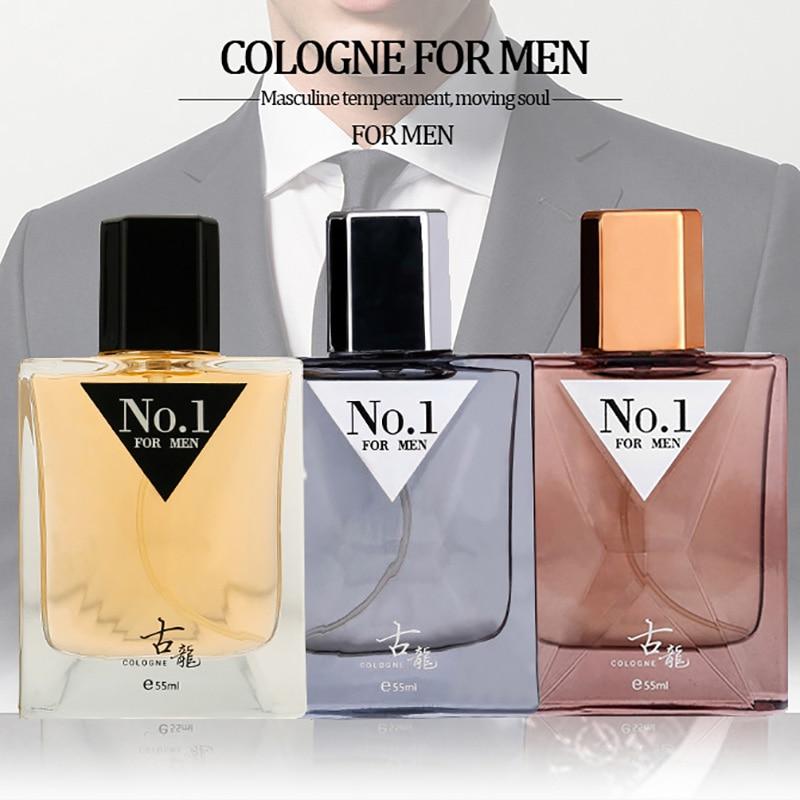 Gulong-Perfume clasico para hombre, Perfume de larga duracion, desodorantes, antiolor, botella de vidrio en aerosol de Perfume