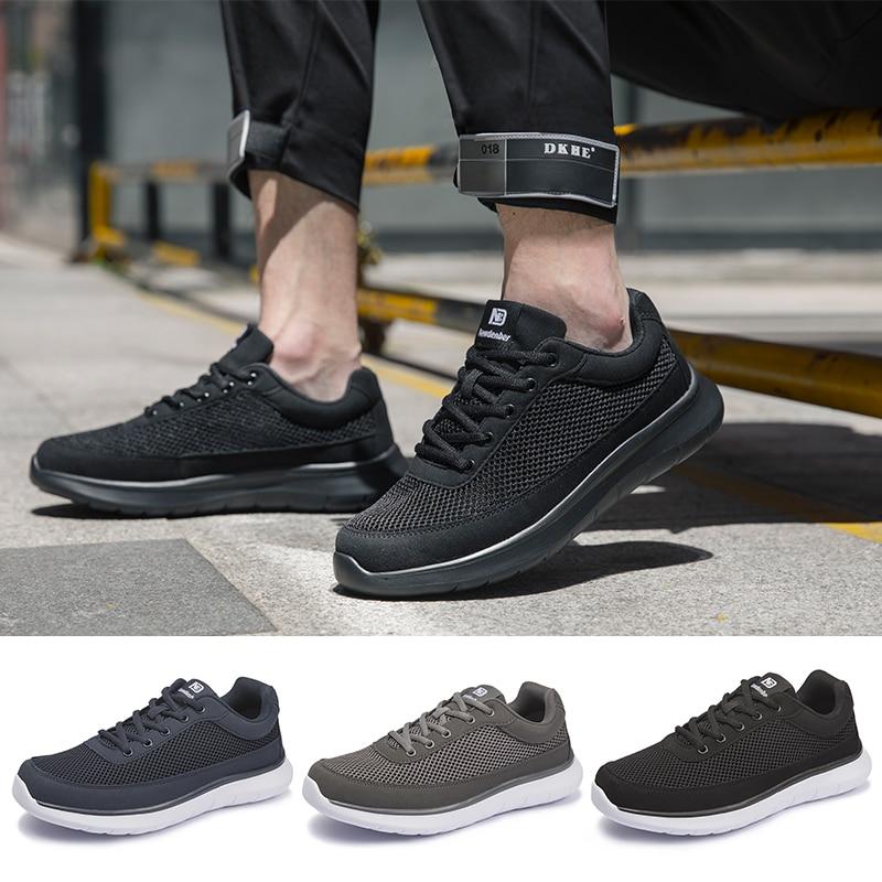 AliExpress - Men's Sneaker Big Size 50 Shoes Men Lightweight Smart Casual Shoes for Men Breathable Sneakers Comfort Wide Mens Walking Shoe