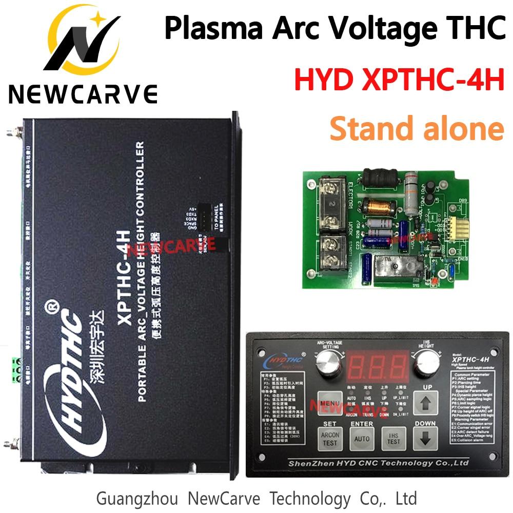 HYD XPTHC-4H قوس الجهد تحكم قوس البلازما الشعلة ارتفاع تحكم بذاتها THC ل CNC البلازما قطع NEWCARVE