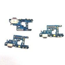 Câble flexible de connecteur de Dock de Port de charge dusb dorigine pour la partie de ruban de Samsung Note10 + Note 10 plus N976B/N N976V