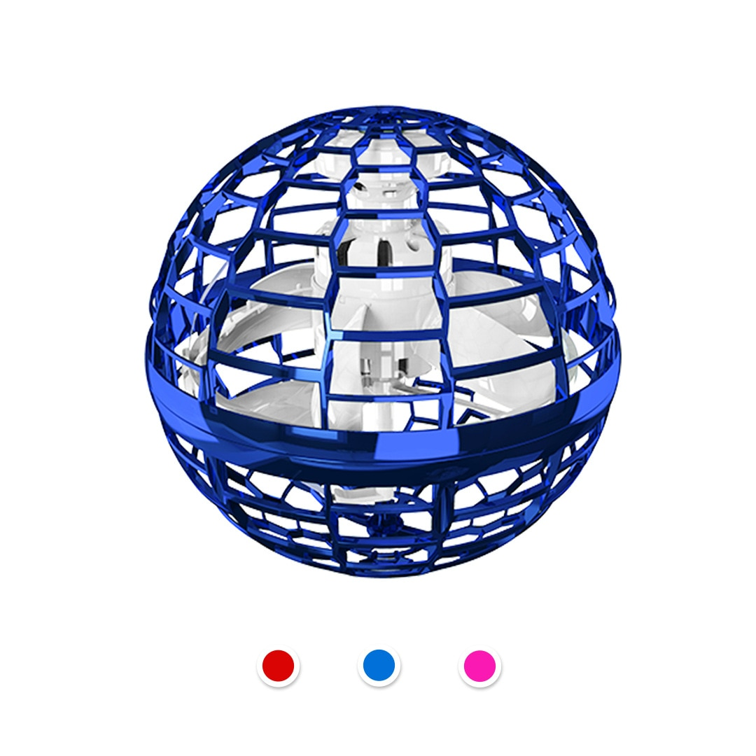 2021Flynova Pro new creative decompression flying ball swing induction toy fingertip flying top Christmas gift
